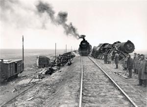 Одна из диверсий на линии Белосток - Волковыск