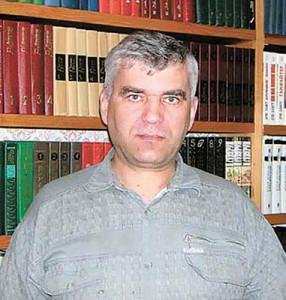 Николай Быховцев
