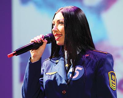 Виктория Менделева (Минское отделение)