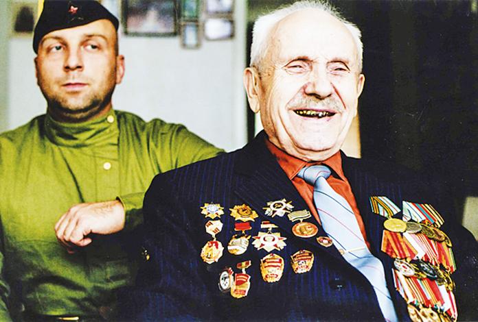"""""""Мы верили в Победу, мы жили этим днем!"""" Владислава Аврицевича"""