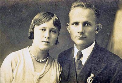 Пантелей и Анна Кожемякины - основатели трудовой династии