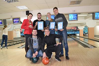 Победителем турнира стала команда Гомельского отделения