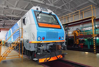 локомотивное депо Барановичи