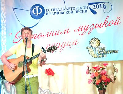Гран-при фестиваля получил помощник машиниста локомотивного депо Витебск Анатолий Проценко