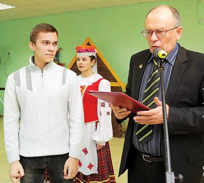 Максим Гусаков