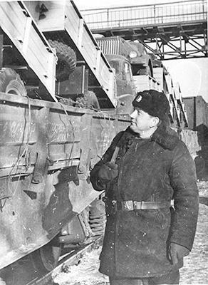 Евгений Иосифович Чернецкий