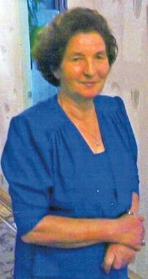 Зоя Васильевна Чернецкая