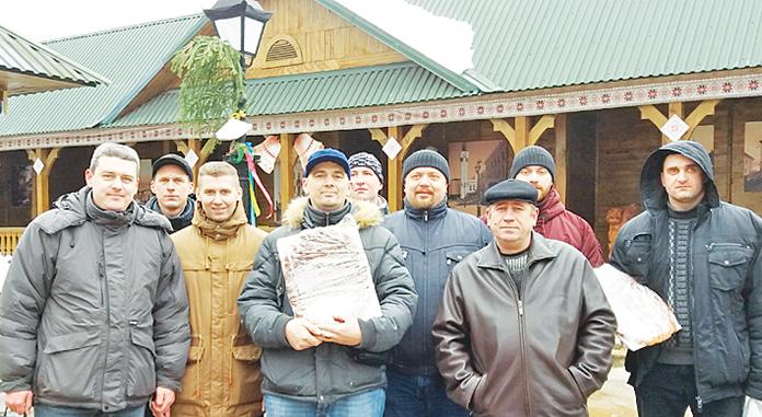 Команда локомотивного депо Витебск