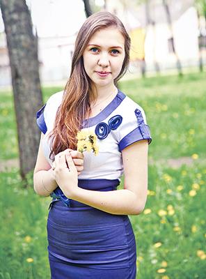 Старшая дочь Регины Крыловой Ольга