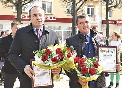 Геннадий Просмыцкий и Александр Обыночный