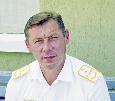 Сергей Салаш - начальник станции Беняконе