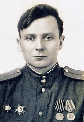 Старший лейтенант (1945 г.)