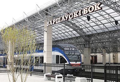 2b открытия Варшавской стороны вокзала ст.Брест 03.05