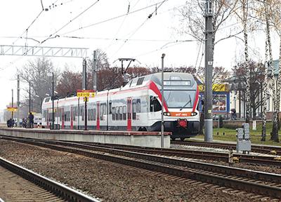 5 Городская линия Минск-Смолевичи 6.11