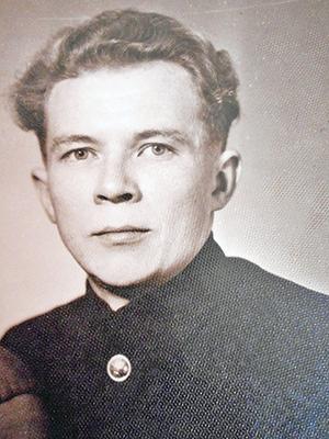 Валентин Шевцов