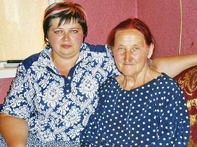Тамара и Лидия Шевцовы