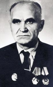 Почетный железнодорожник Герасим Архипович Кравченко