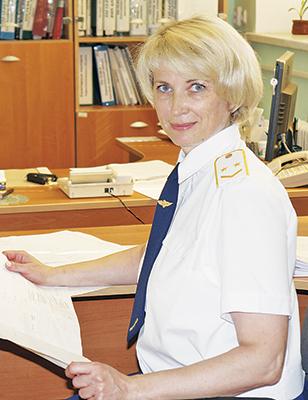 Ирина Владимировна Шекова продолжила семейную традицию