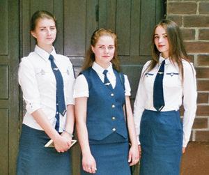 Ангелина Ерменкова, Елена Казак и Екатерина Штуро