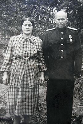 Мария и Иван Потапенко