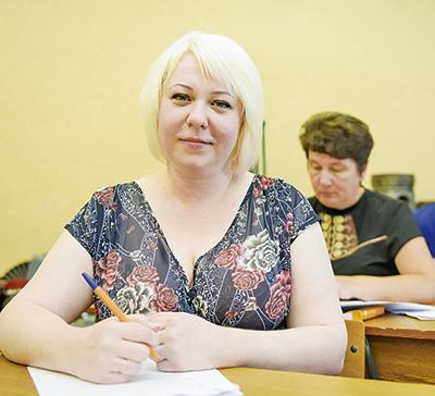 Светлана Соловьян представляла Брестское отделение