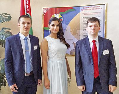 Никита Бобко, Ирина Сергеева и Дмитрий Пупачев
