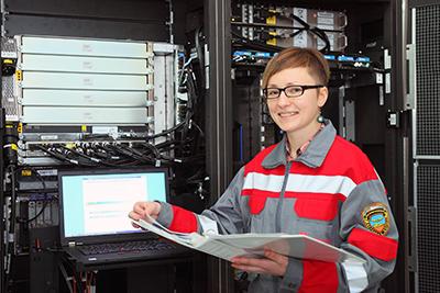 Инженер-электроник Антонина Мазакова пришла в ИРЦ молодым специалистом в 2011 году
