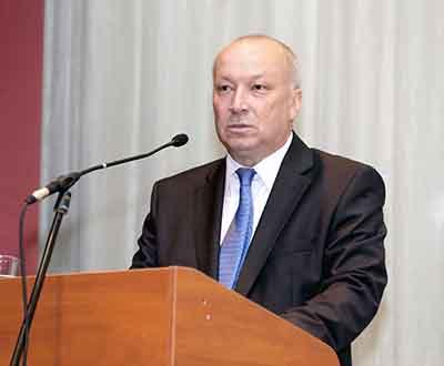 Председателем Дорпрофсожа ізбран Валерій Стромук