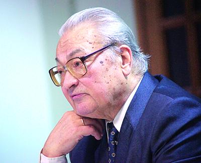 Генадзь Бураўкін - беларускі паэт