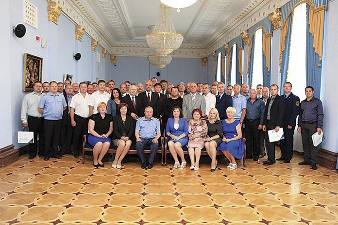 Лучшие рационализаторы Белорусской железной дороги