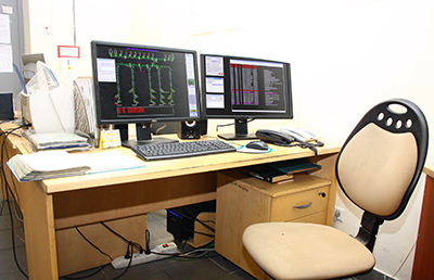 Станция визуализации - рабочее место дежурного инженера