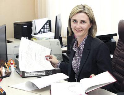 Инженер-технолог станции Полоцк Татьяна Стужук