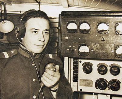Федор Серафимович в молодости