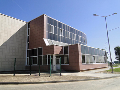 Транспортно-логистический терминал в д. Щитомиричи Минского района
