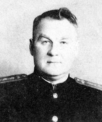 Первый начальник Минского отделения, директор - полковник тяги Михаил Питулайнин