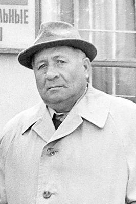 Родоначальник железнодорожной династии Александр Афанасьевич Сладков