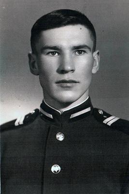 В годы армейской службы
