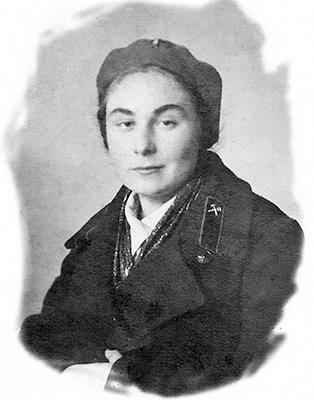 Супруга родоначальника династии Ирина Митрофановна Короткая