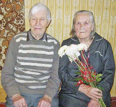 Екатерина и Владимир Титовы вместе уже 46 лет